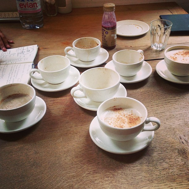 Slave to Caffeine: 5 benefits of being a coffee addict