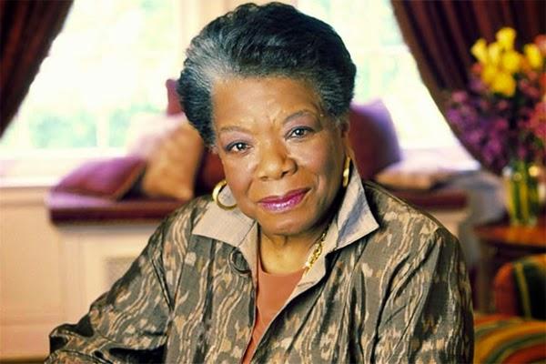 Maya Angelou (April 4, 1928-May 28, 2014)