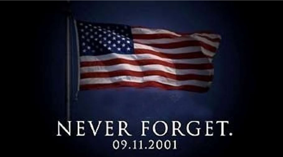 Never Forget. 09.11. 2001