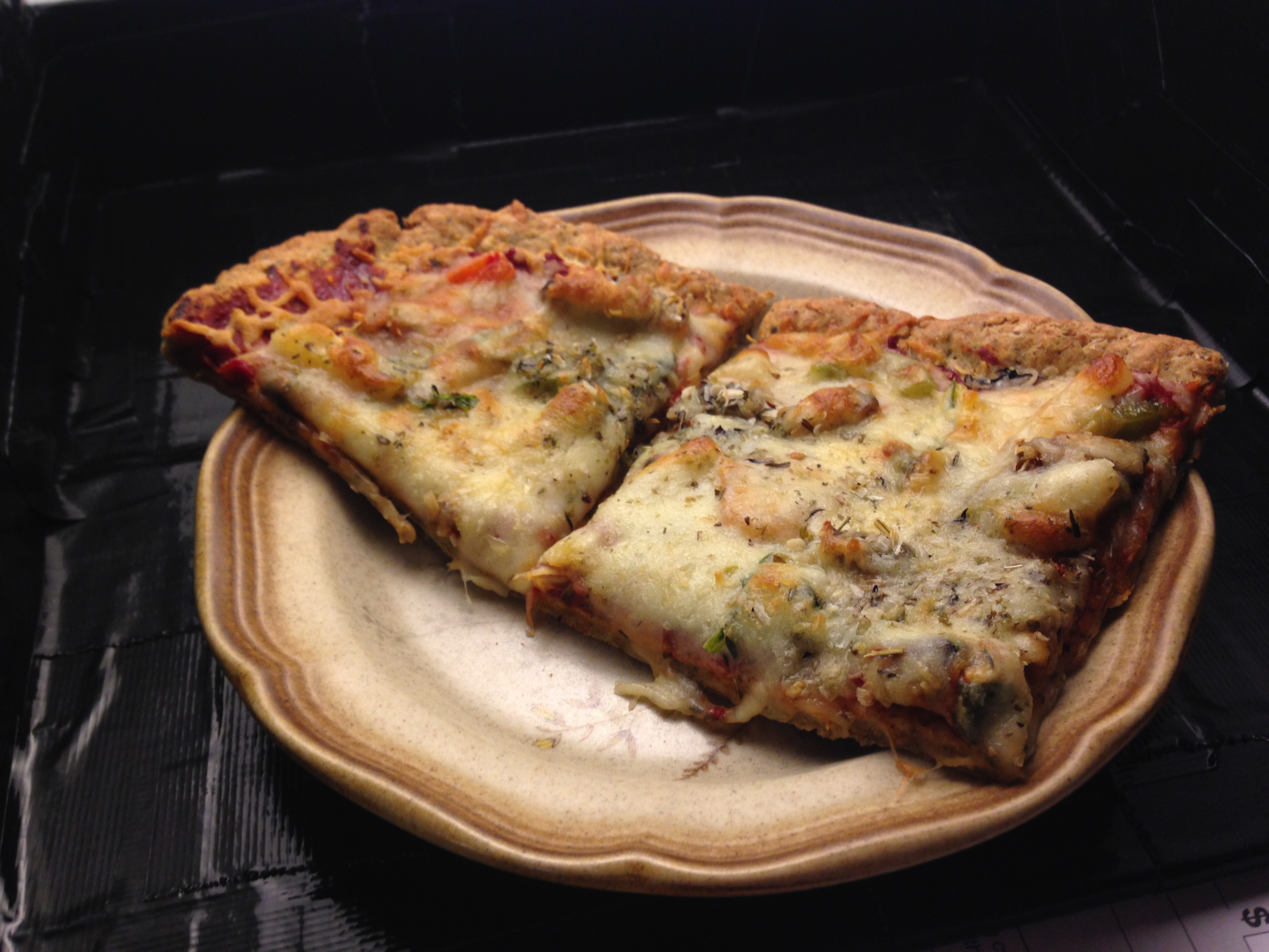 Easy Gluten Free Pizza