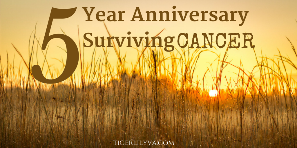 A 5 Year Anniversary Surviving Pediatric Cancer