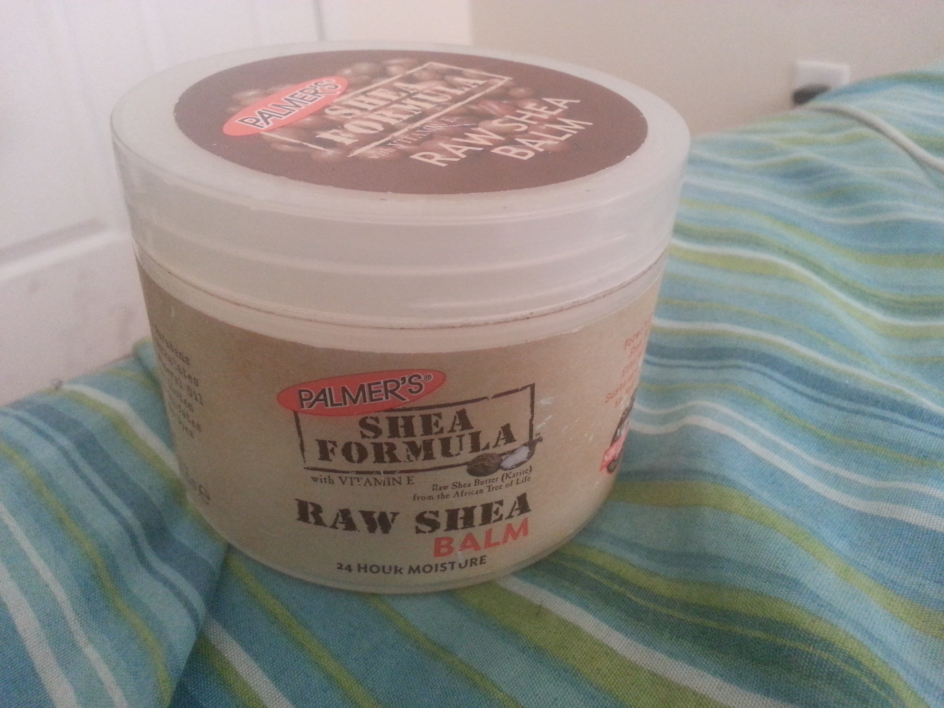 Product Review: RAW SHEA BALM