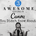 3 awesome features in canva you didn't know about