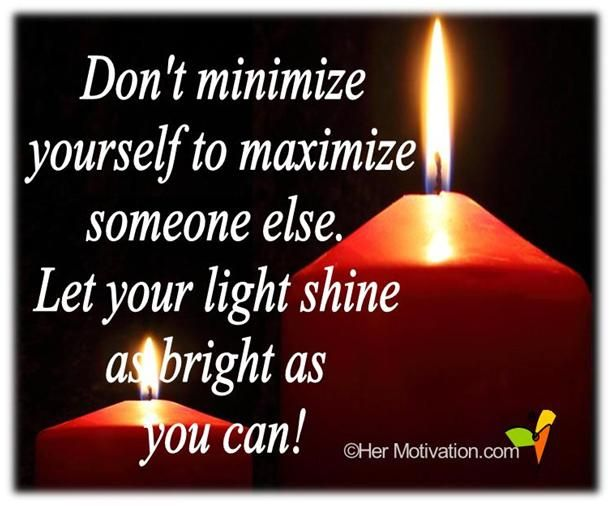 Monday Motivation: Shine Your Light