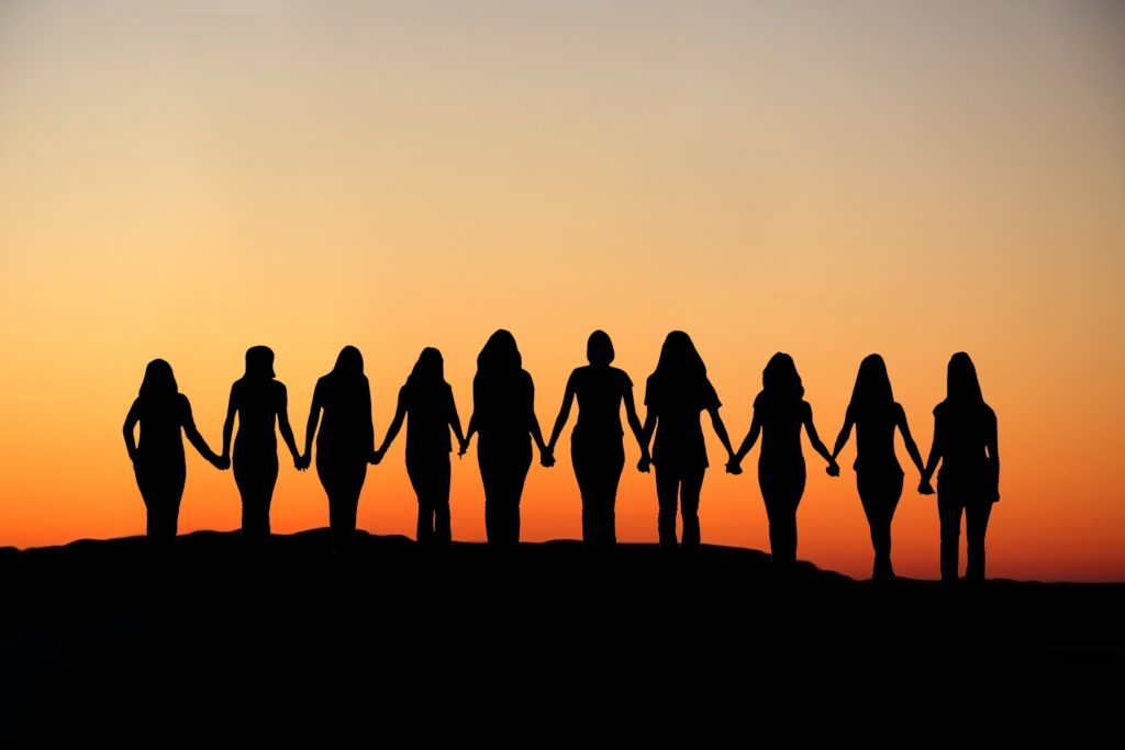 Moving Towards Female Unity