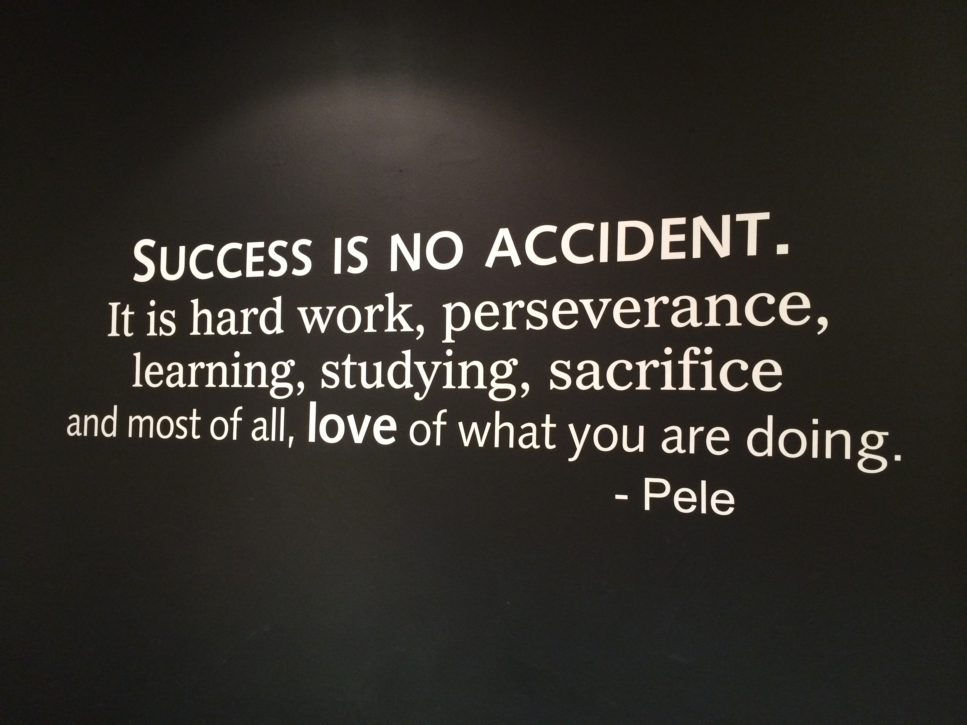 Motivation Monday: Success