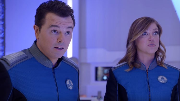 Seth MacFarlane Is Headed to Space with 'The Orville' on Fox