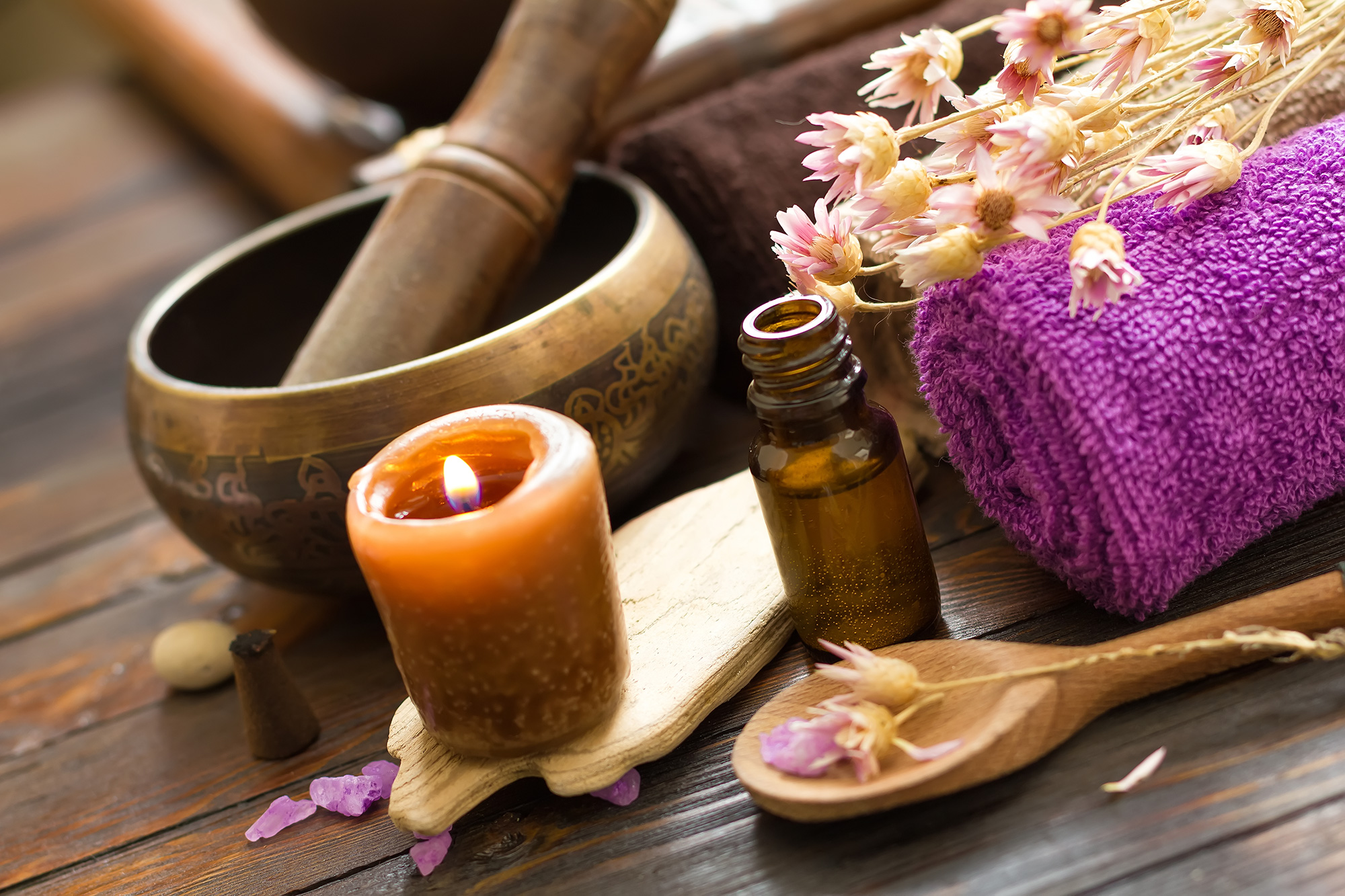 Aromatherapy for Weight Management