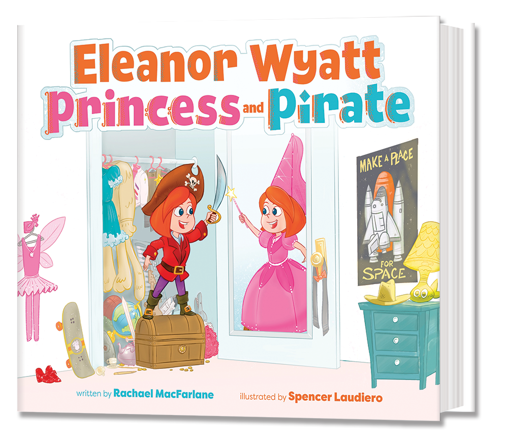 Eleanor Wyatt, Princess and Pirate is Holiday Must-Have