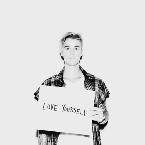 Justin Bieber's Invitation to Love Yourself