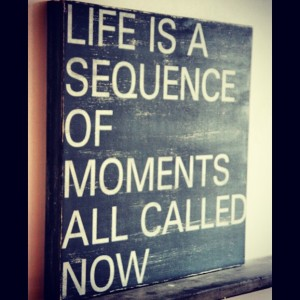 now-moments