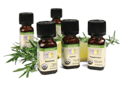Relieve stress at work with aromatherapy