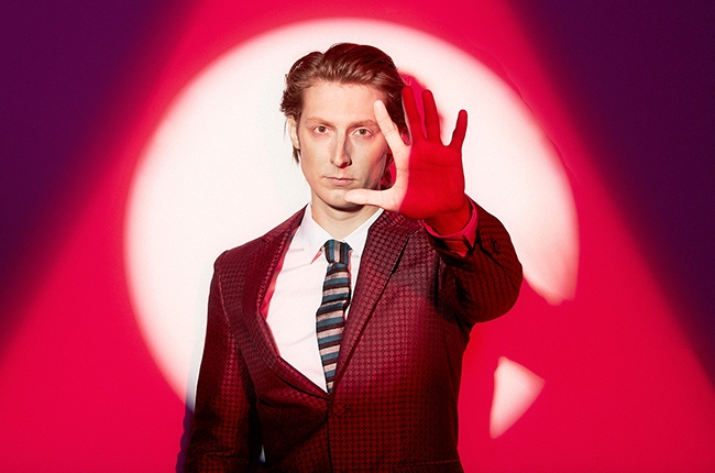 """Rock & Roll Is """"Pure Fiction"""": Eric Hutchinson"""