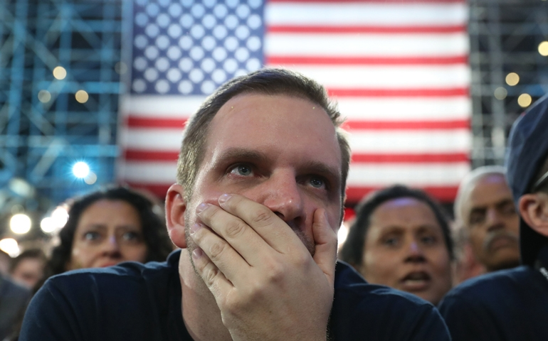 Election Wounds: How Does A Nation Heal After Such A Tragic Loss
