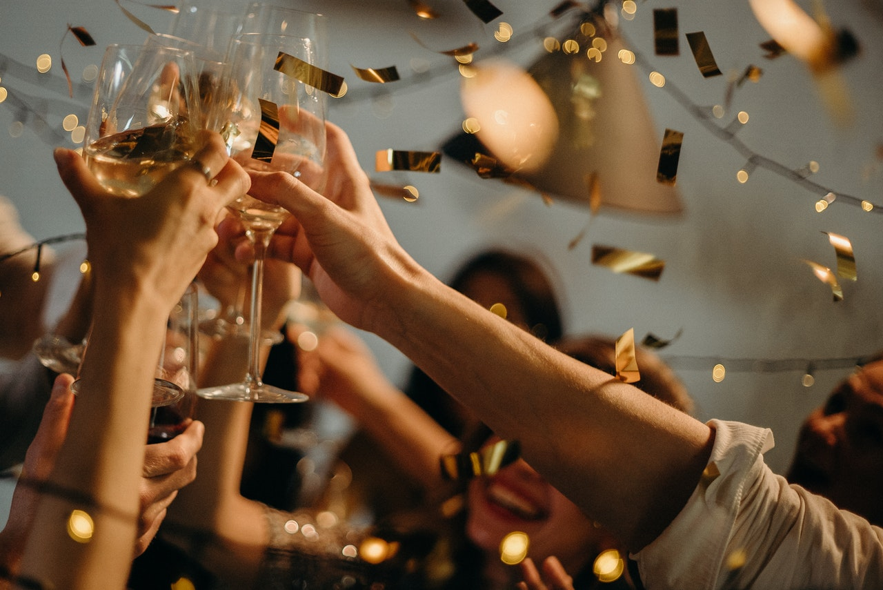 Stylish New Year's Eve Party Ideas